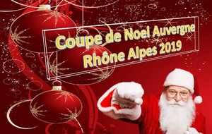 Coupe de Noel Light Contact et Parcours Oursons